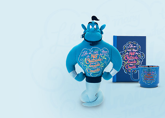 Genie Joins Disney<br> Wisdom