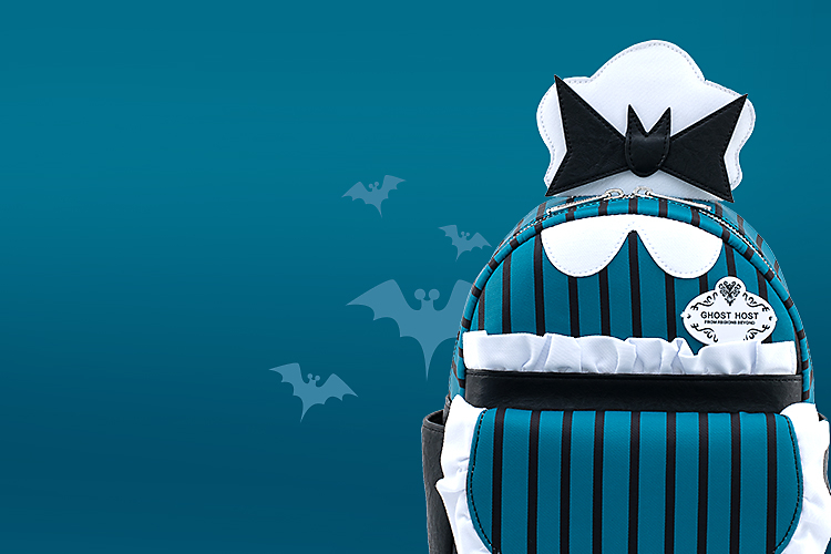 Background image of Haunted Mansion<br>Host a Ghost<br>Backpack
