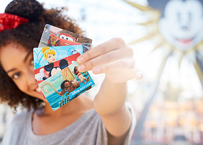 Shop Disney Gift Cards
