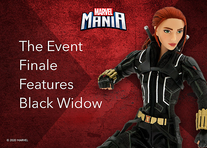 Marvel Mania Continues with Black Widow