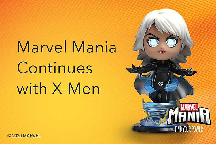 Marvel Mania Continues with X-Men
