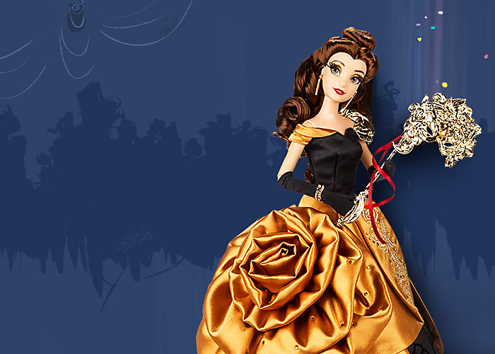 Disney Designer Midnight Masquerade Series