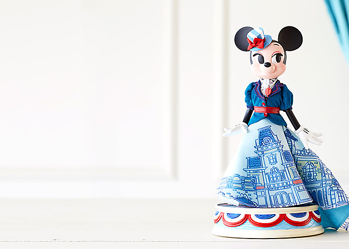 Main Street Minnie Limited Edition Doll Now Available!