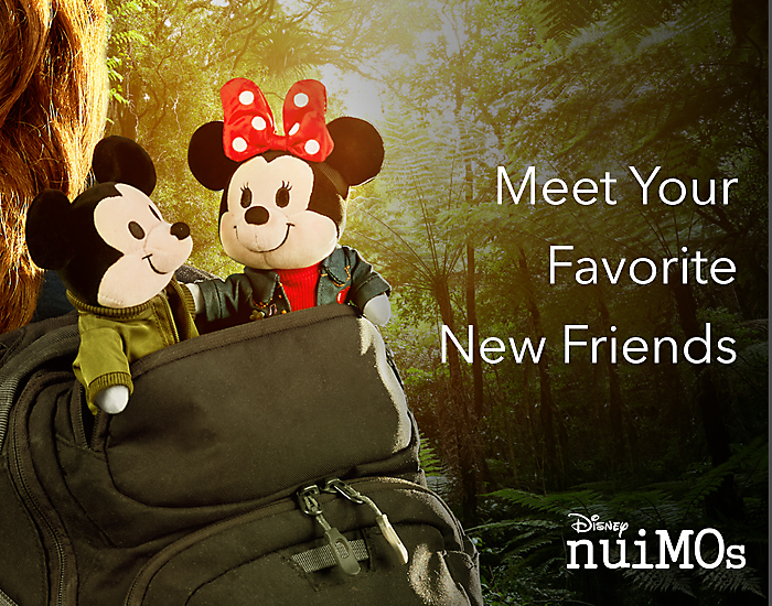 Meet Your Favorite New Friends