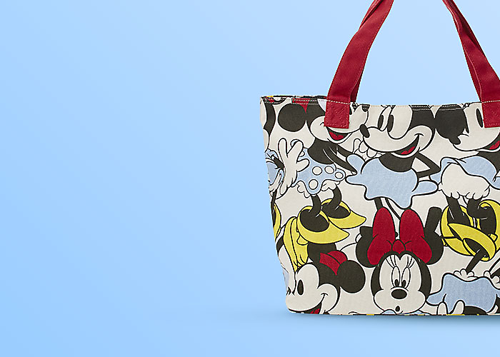 $14 Minnie Tote with Any Purchase