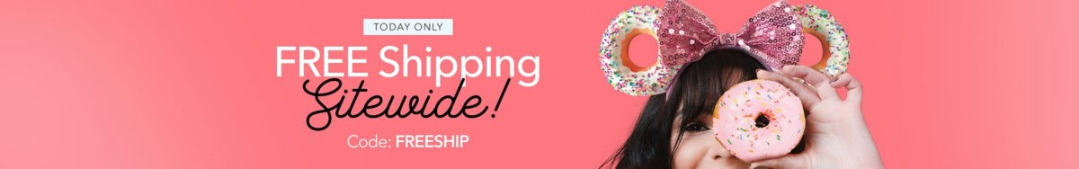 FREE Shipping Sitewide with Code FREESHIP