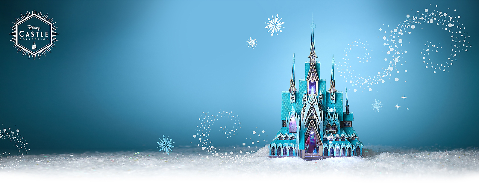 Background image of The Disney Castle Collection