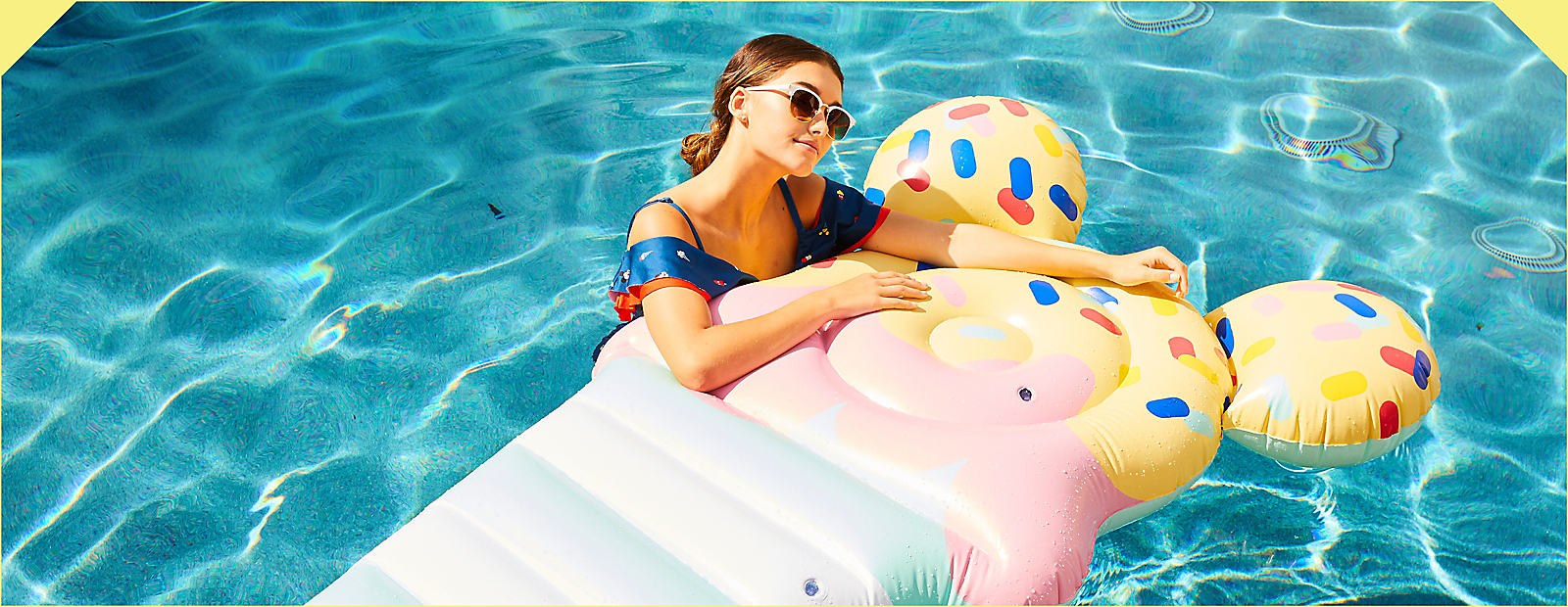 Background image of $20 Pool Float