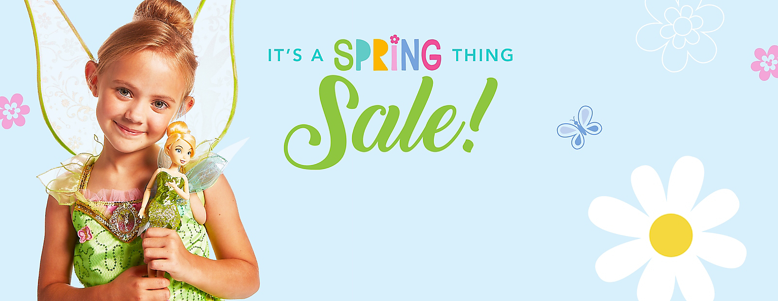 Background image of Spring Savings Event on Now!